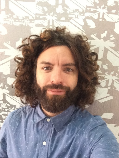 Alex. A Curly Hair Expert