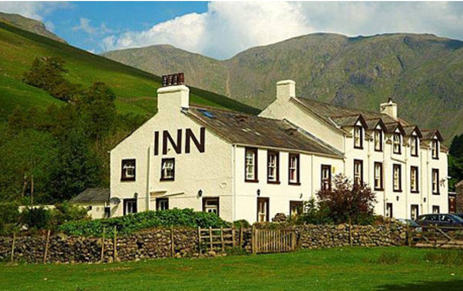 This is an Inn.