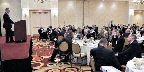 CEO Bill Magness addresses ERCOT's annual Membership Meeting | © RTO Insider