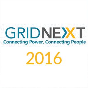 Nov 9-11, 2016   GridNEXT 2016 Georgetown Tx