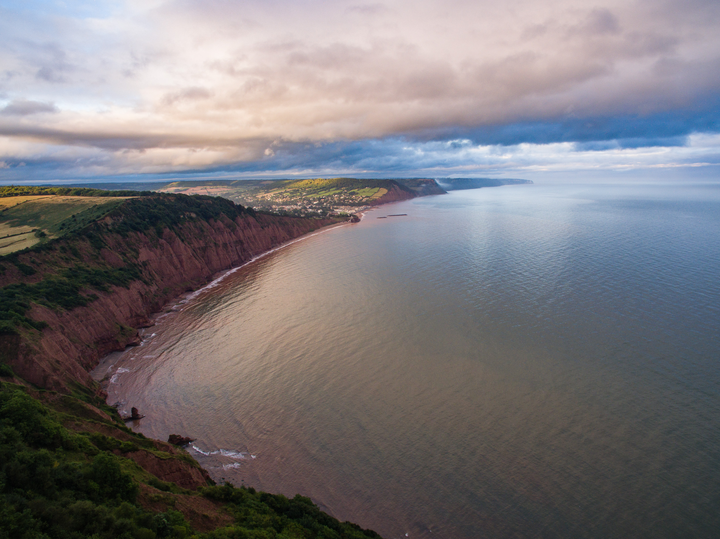 High Peak to Sidmouth