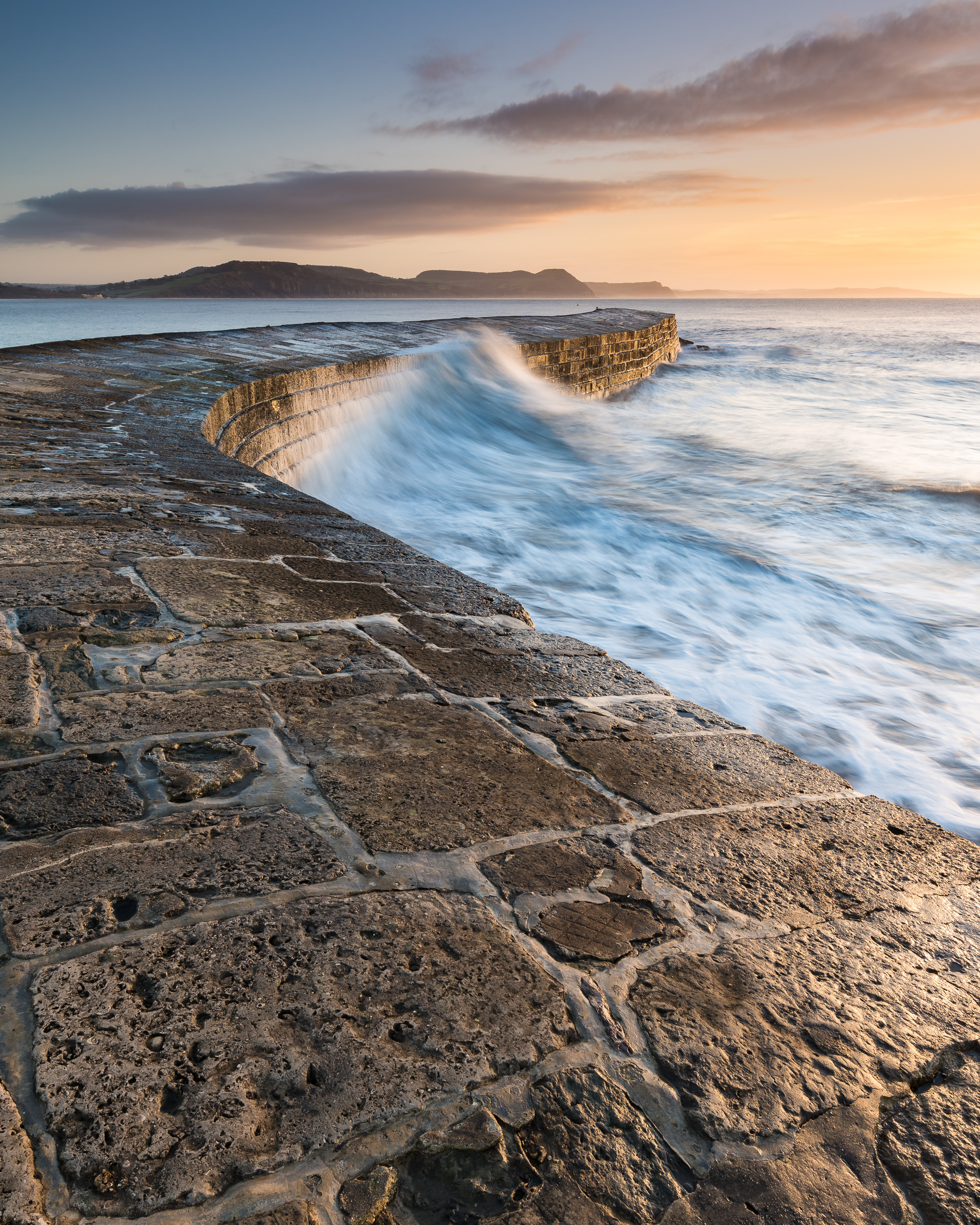 The Cobb - Nikon D750, Nikkor 16-35 f/4 at 22 mm, f/13, 0.6 seconds, ISO 100, Lee Filters ND Grad