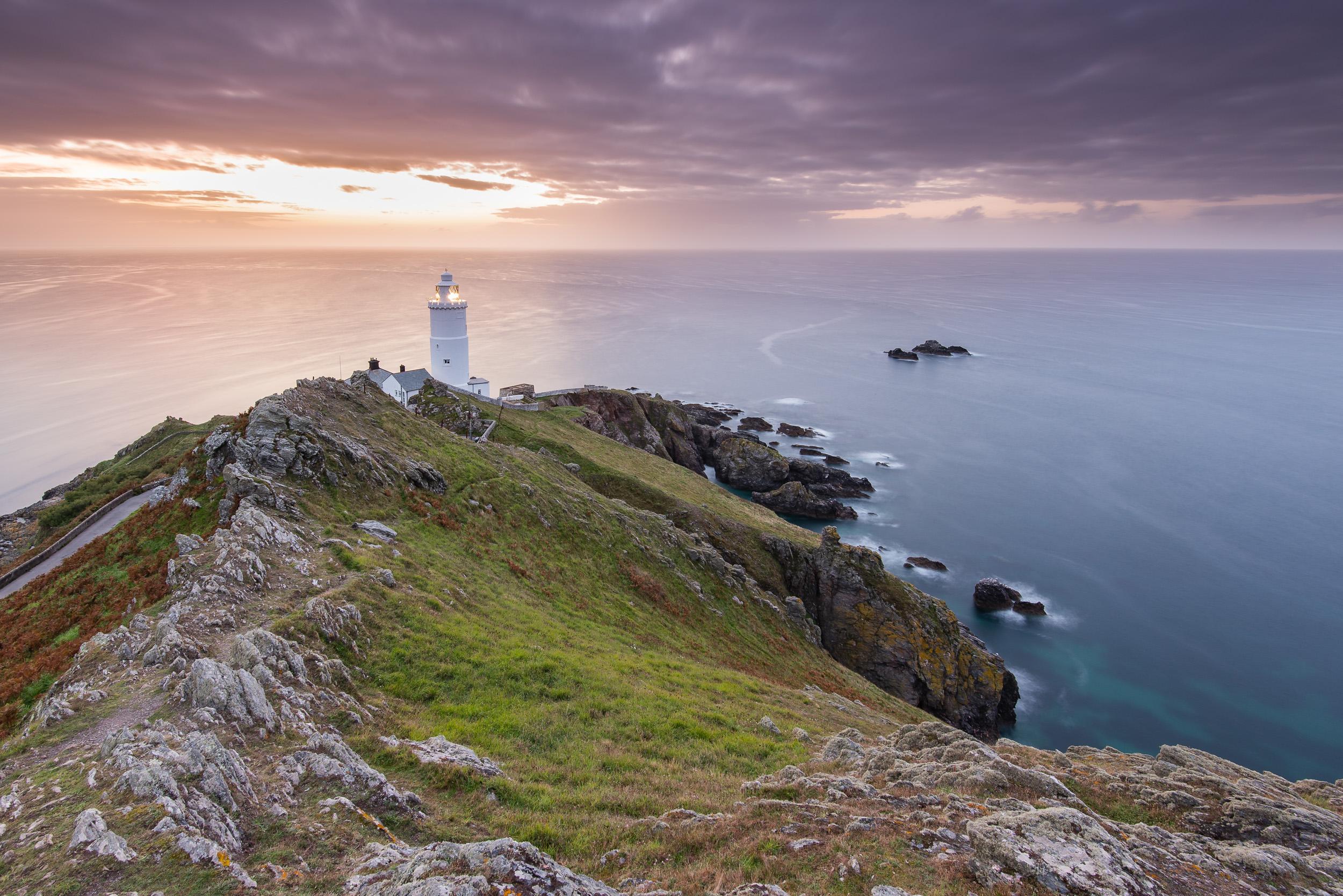 20150925-Sunrise Over Start Point Lighthouse.jpg