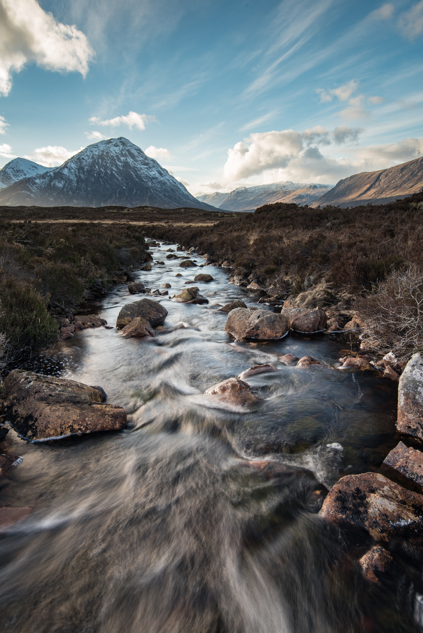 20170301-Downstream from Stob Dearg.jpg