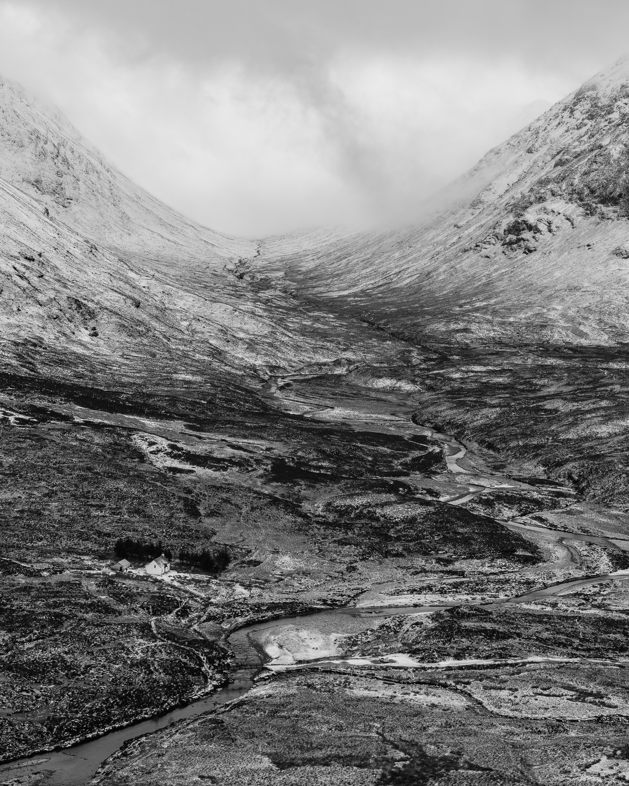 20170302-Lagangarbh Cottage and Lairig Gartain.jpg