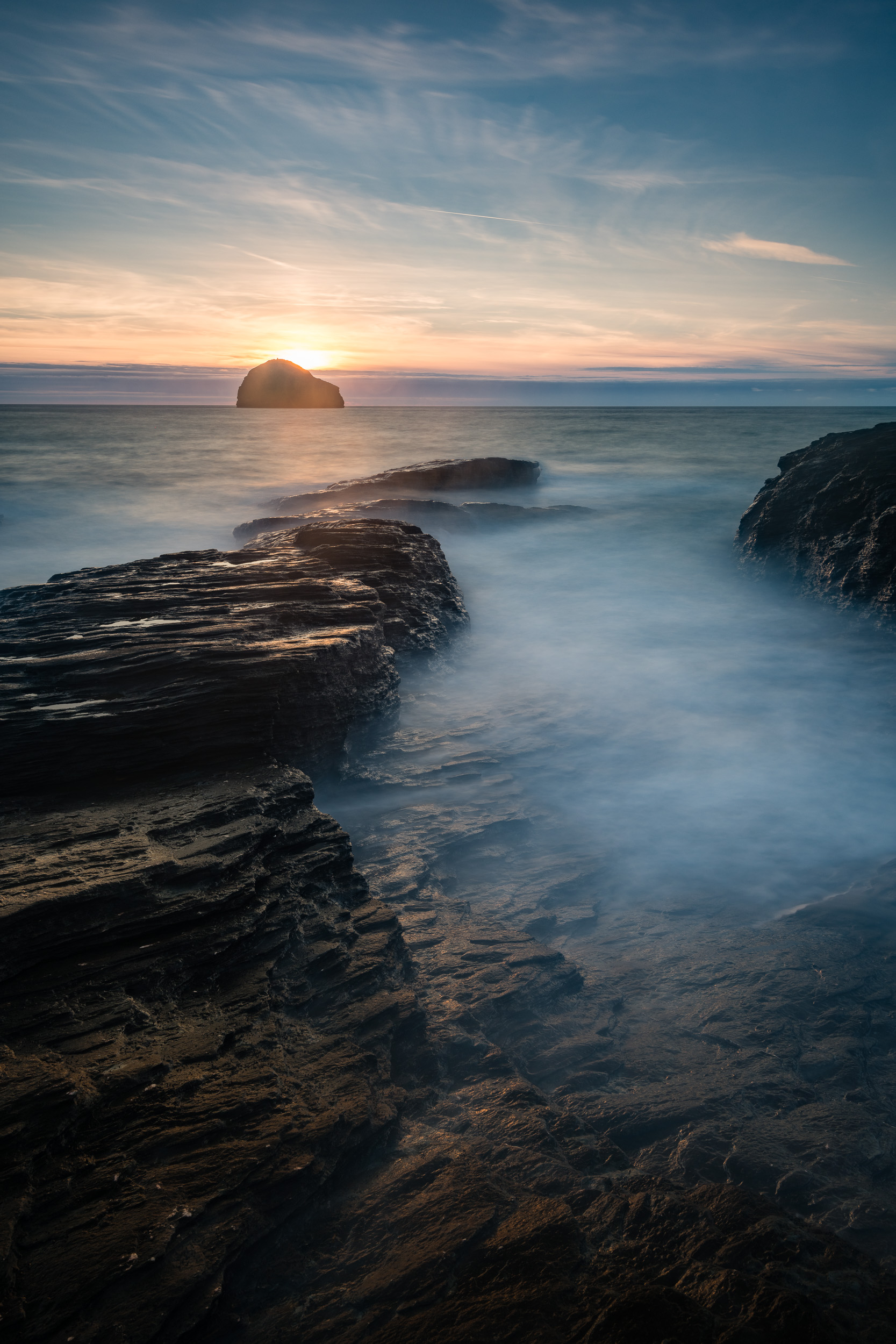 Nikon D850, Nikkor 16-35mm f/4 @ 26mm, f/13, ISO 64, 20 seconds, Lee Filters Big Stopper and ND Grad.
