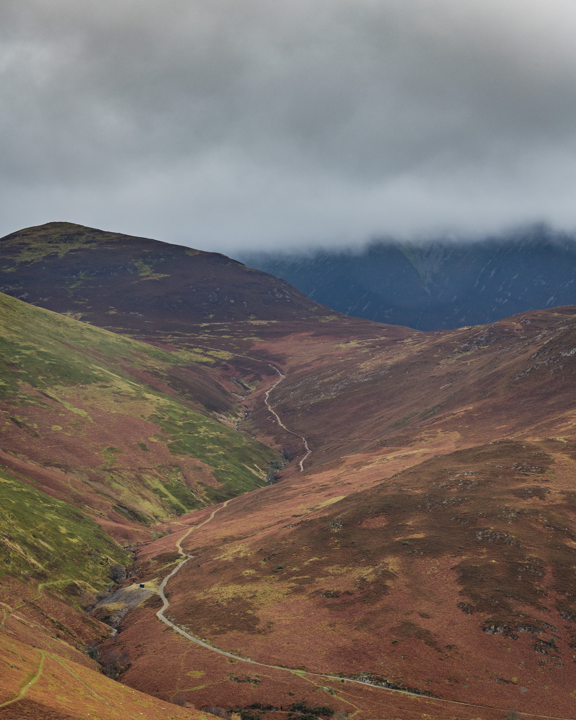 Path Up The Fells