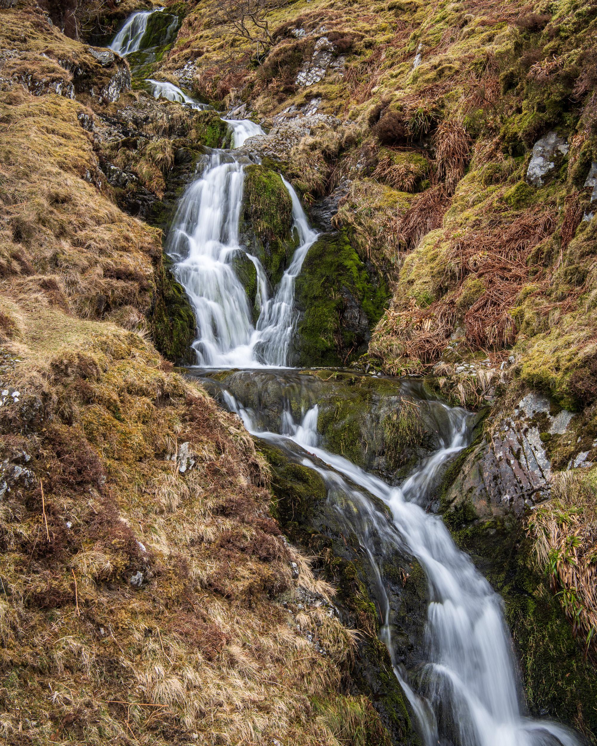 Waterfall - left hand side