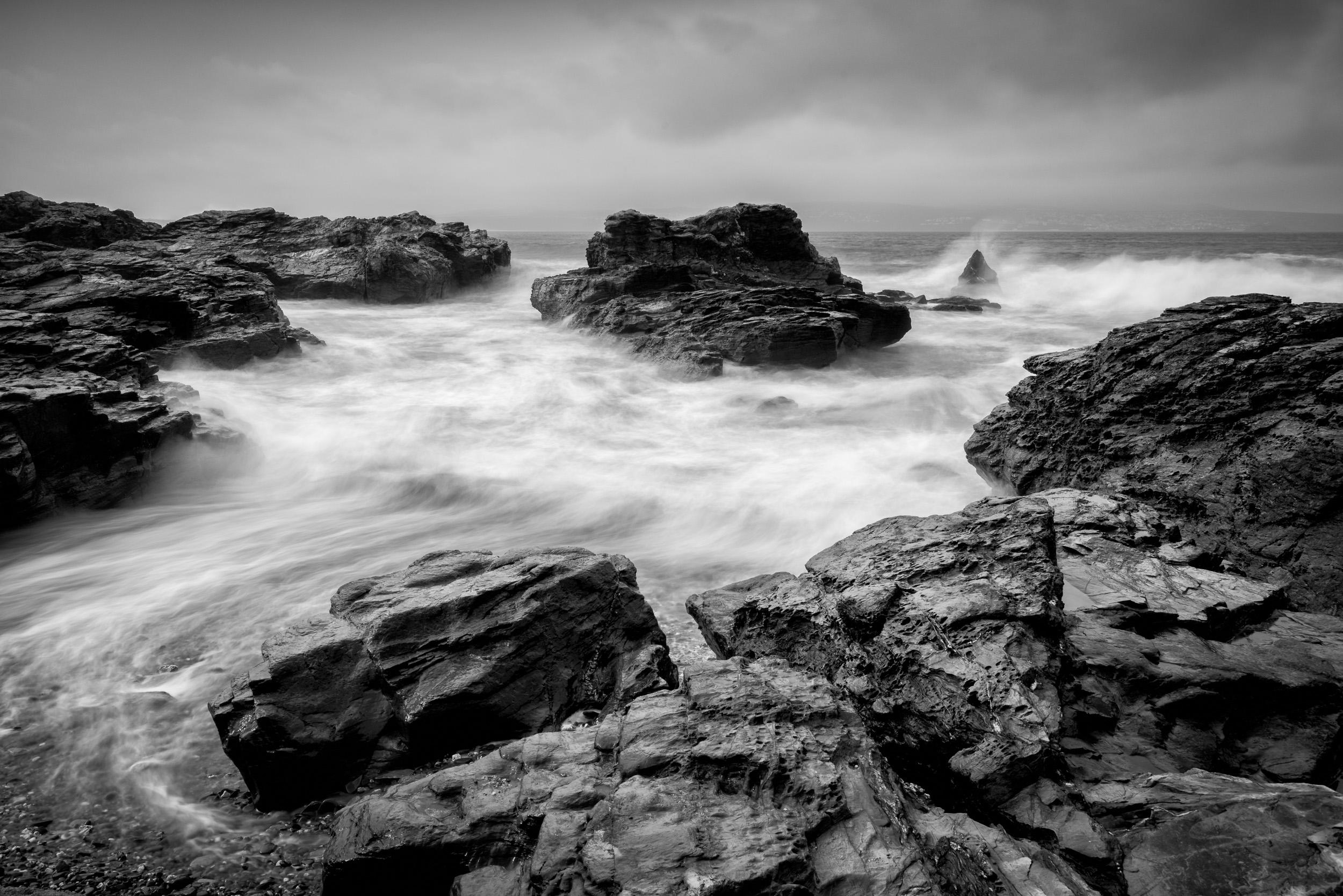Godrevy Cove, Cornwall