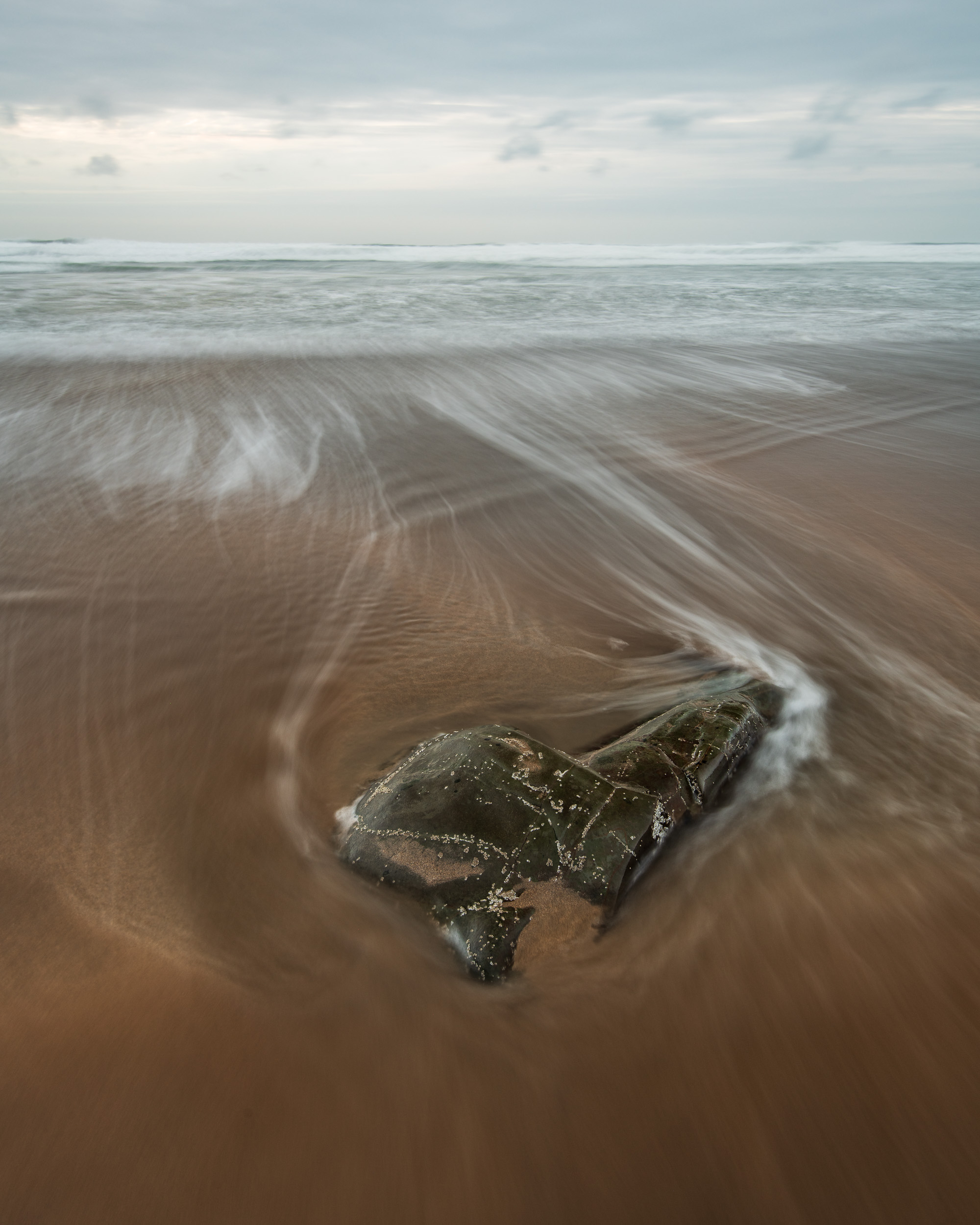Resistance - Sandymouth Beach, Cornwall