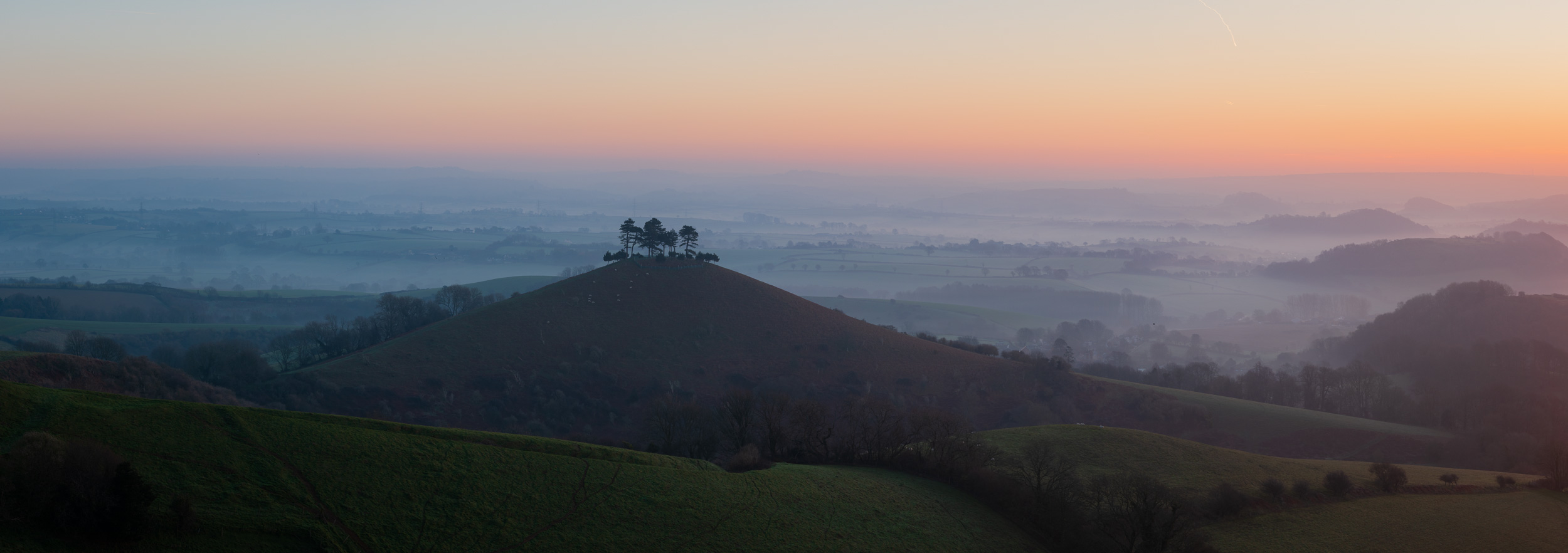 Colmer's Hill, Dorset  - Nikon D850, Nikkor 70-200mm f/2.8 at 82mm, f/8, 1/60th second at ISO 64.