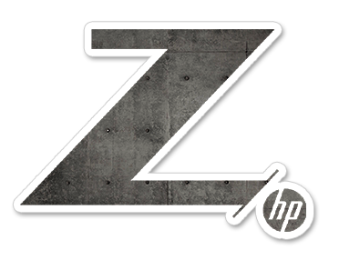 Z BY HP CREATIVE PROS - creative lead, art direction, web development