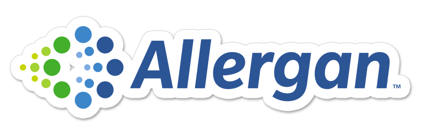 Allergan • Brilliant Distinctions - art direction, pharma