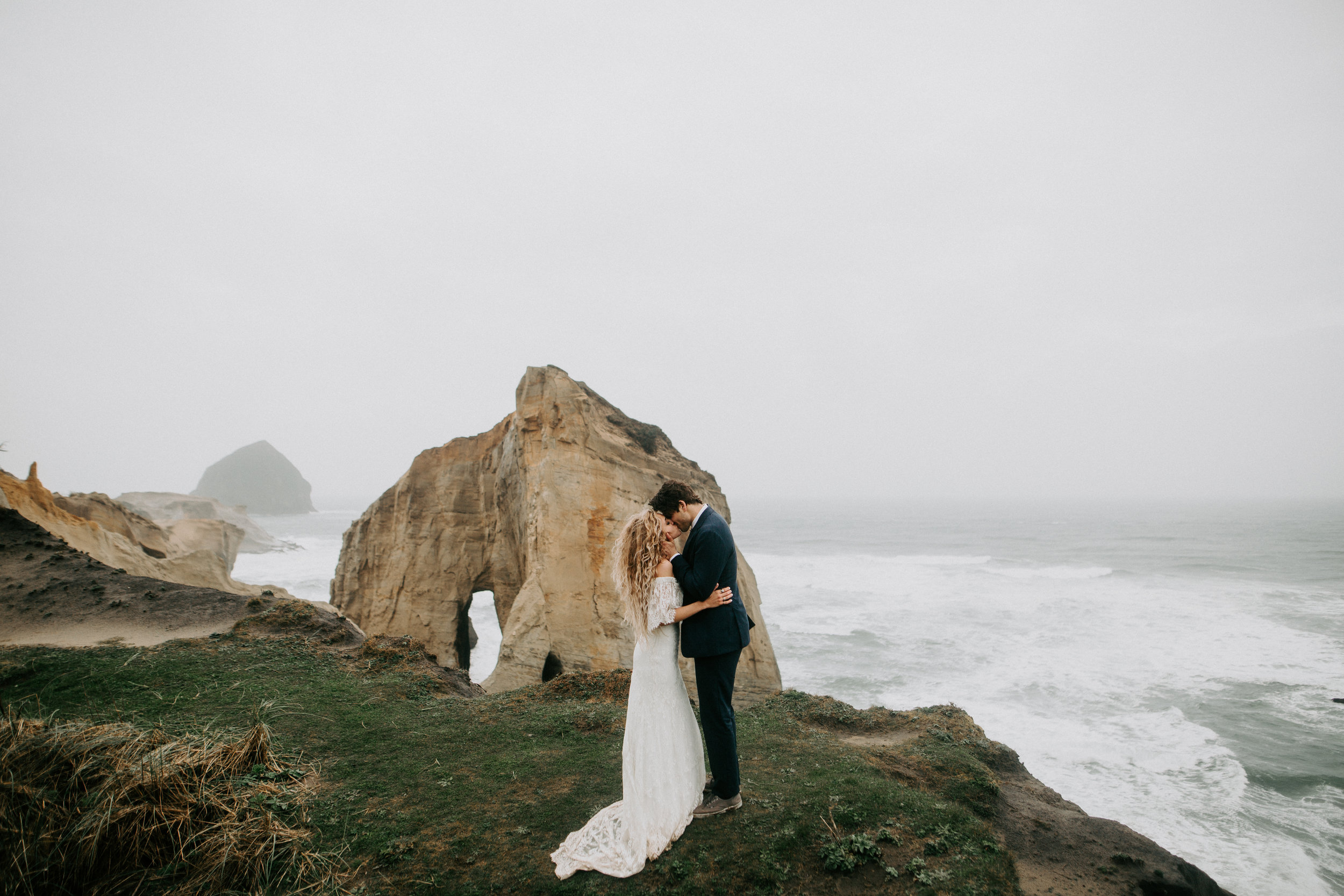 HANNAH & RYAN - OREGON ELOPEMENT