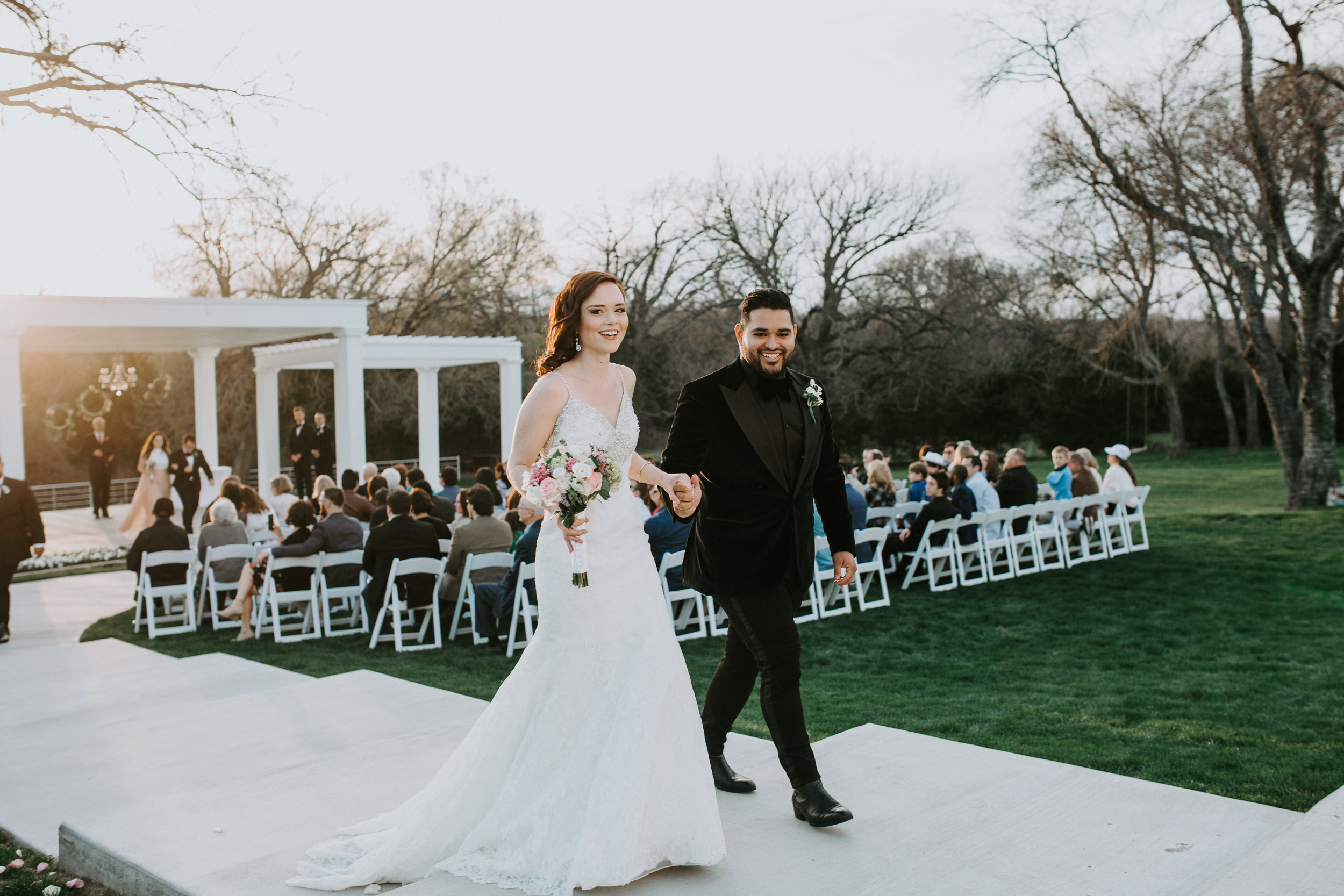 LEILA & ANDREW - DALLAS WEDDING