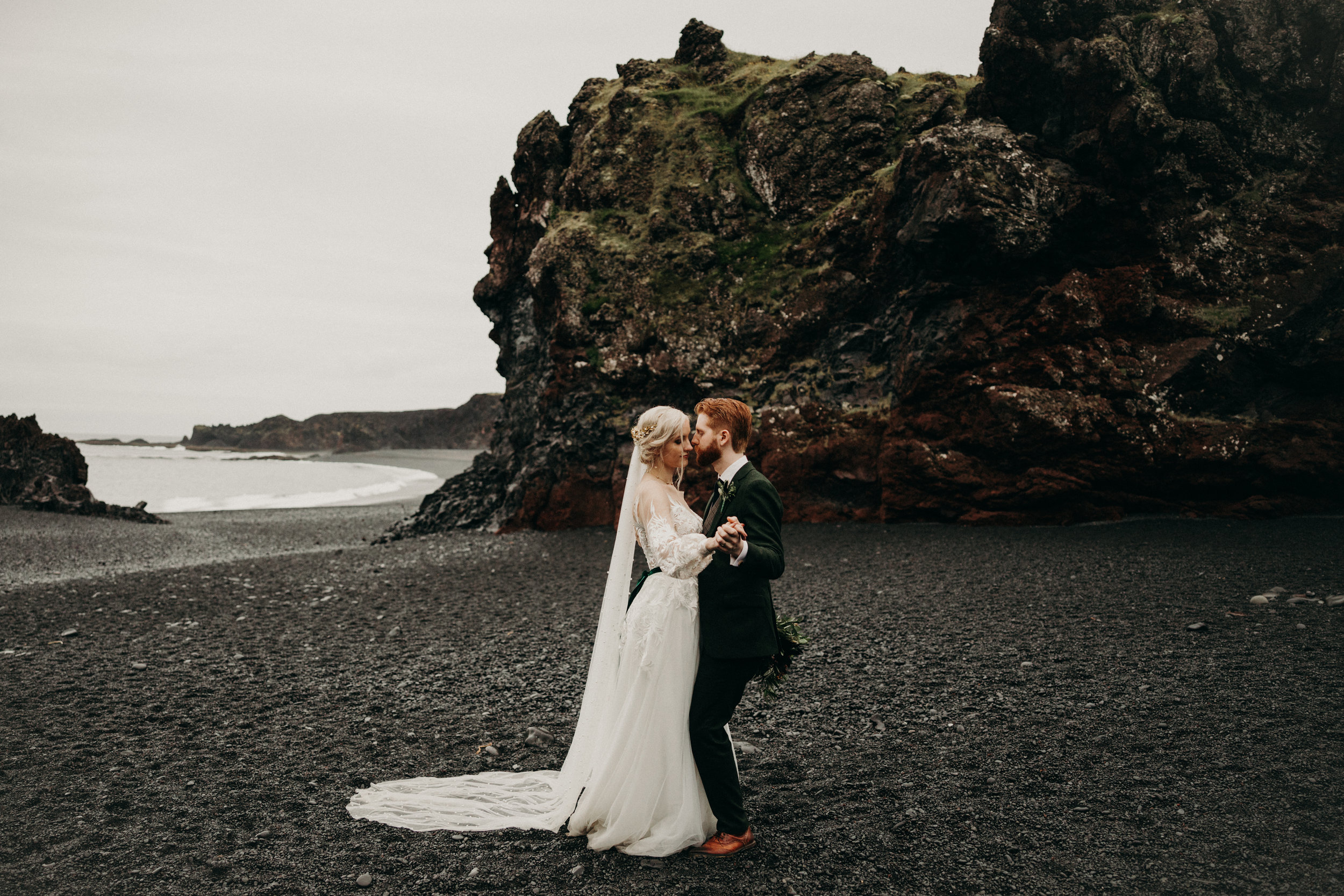 ALINA & THORDVARDUR - ICELAND WEDDING