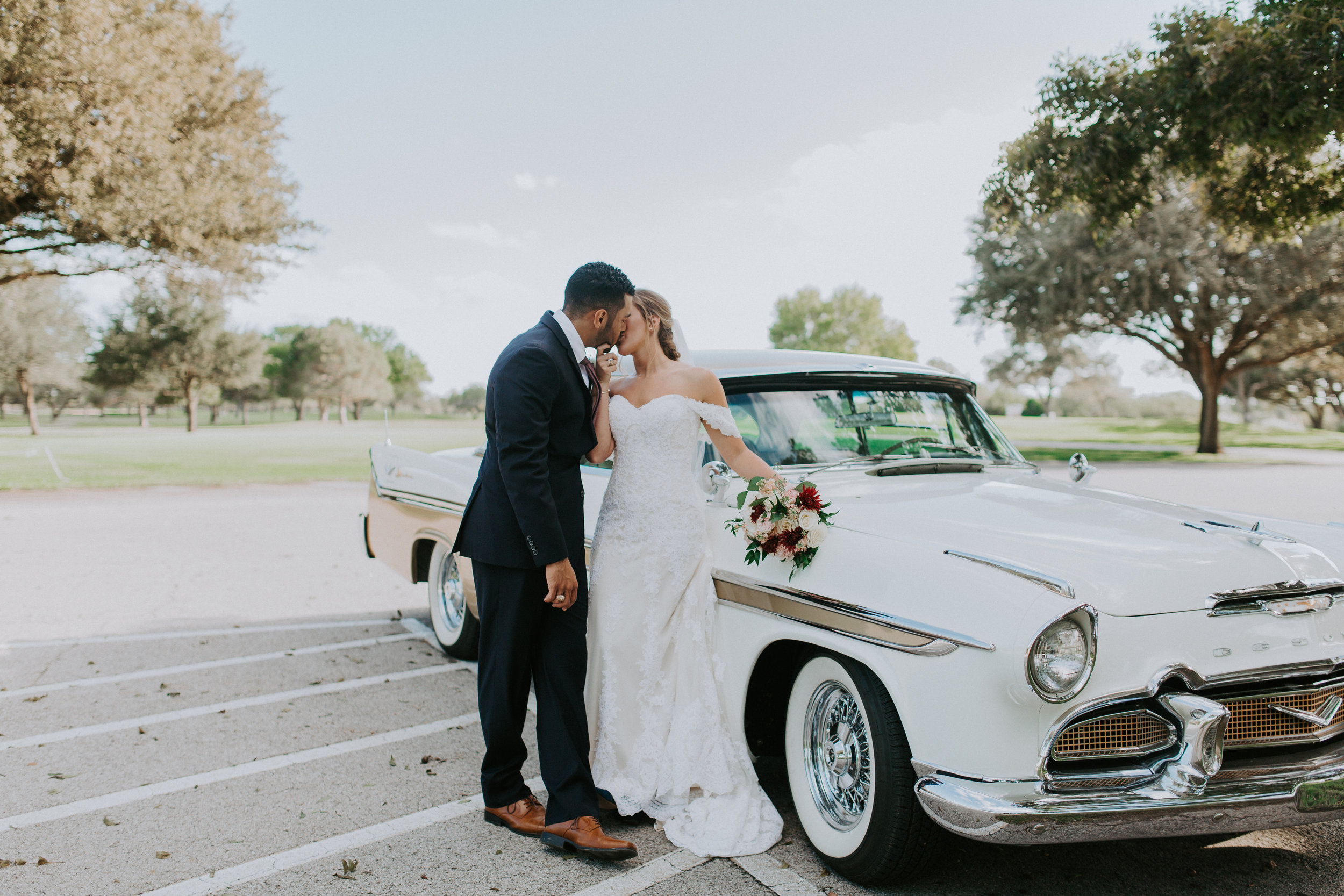 SABRINA & DHALSTON - SAN ANGELO WEDDING