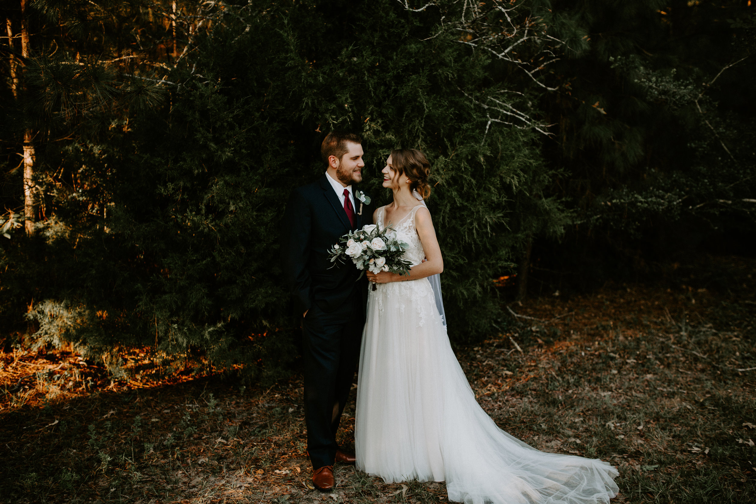ASHLYN & JOSH - MAGNOLIA WEDDING