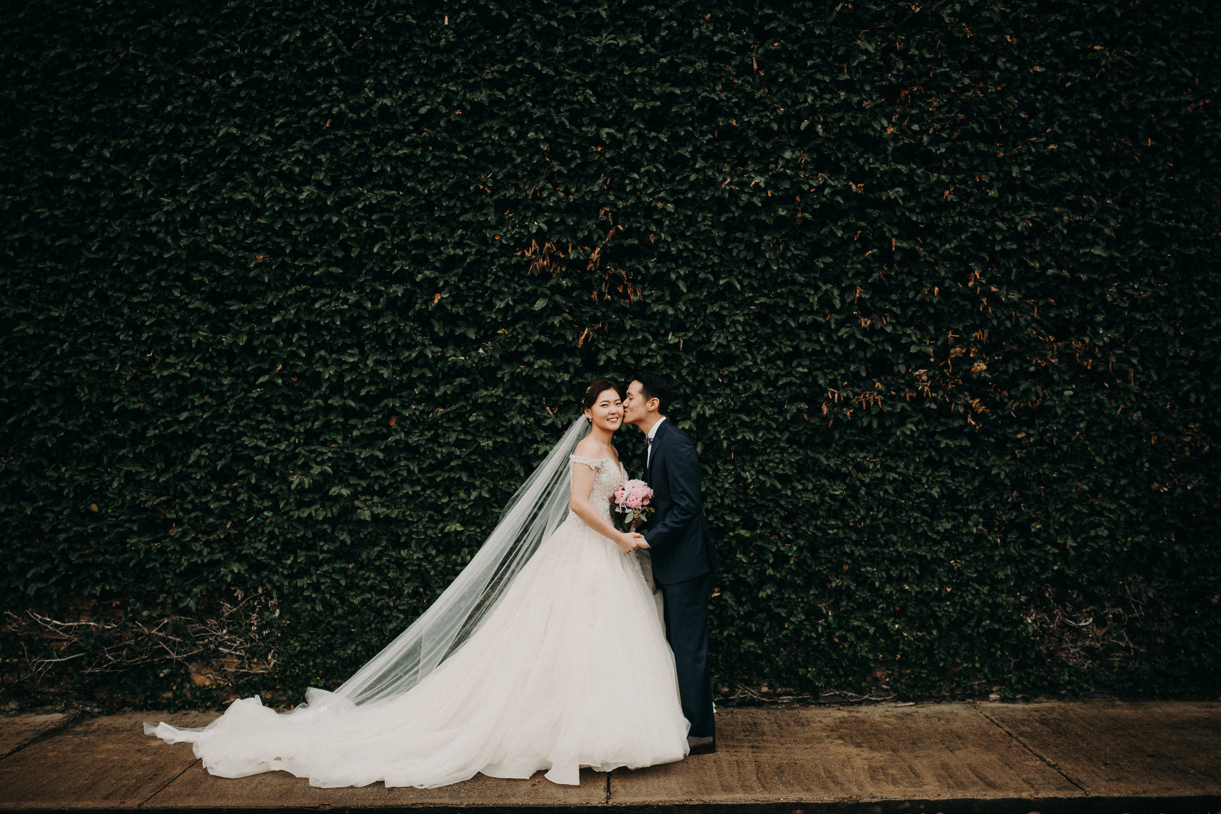 CLAIRE & JOHNNY - HOUSTON WEDDING
