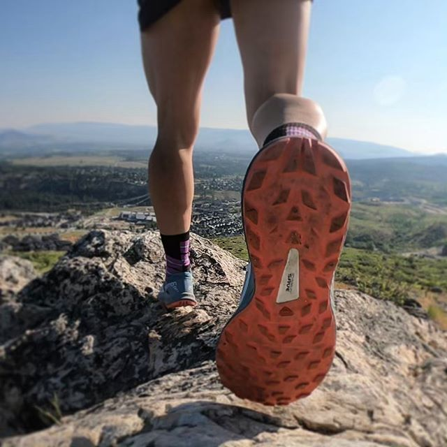 I am absolutely loving these shoes this season! The comfort is on point and I like the slightly roomier toe box as I prefer a sock with a bit more cushion. I also really appreciate how effective the grip is on a diversity of terrain and find them super durable without feeling heavy or clunky. #ShoeViews #senseultrapro #womenstrail @salomon