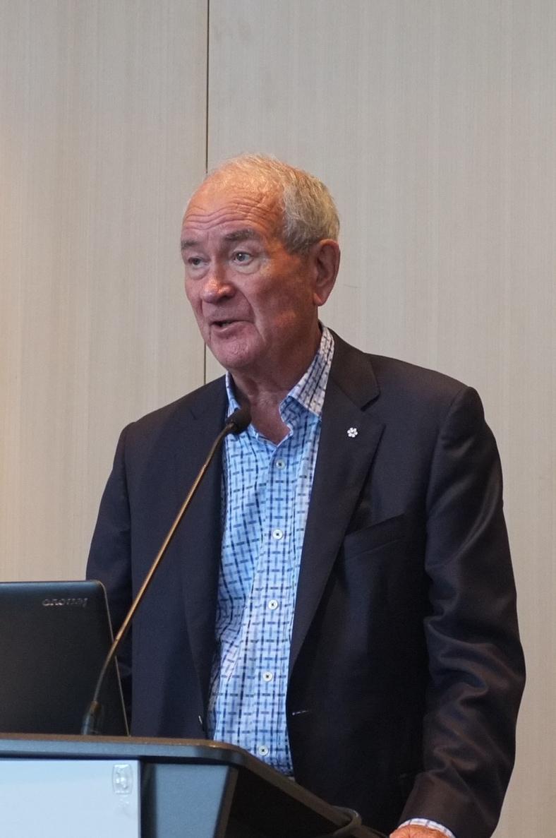 Dr. Bob Haslam