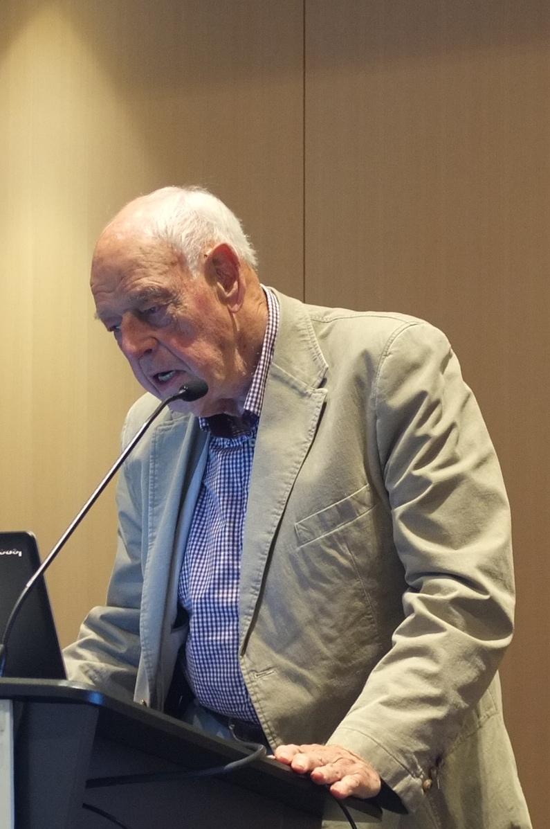 Dr. Brian Wherrett
