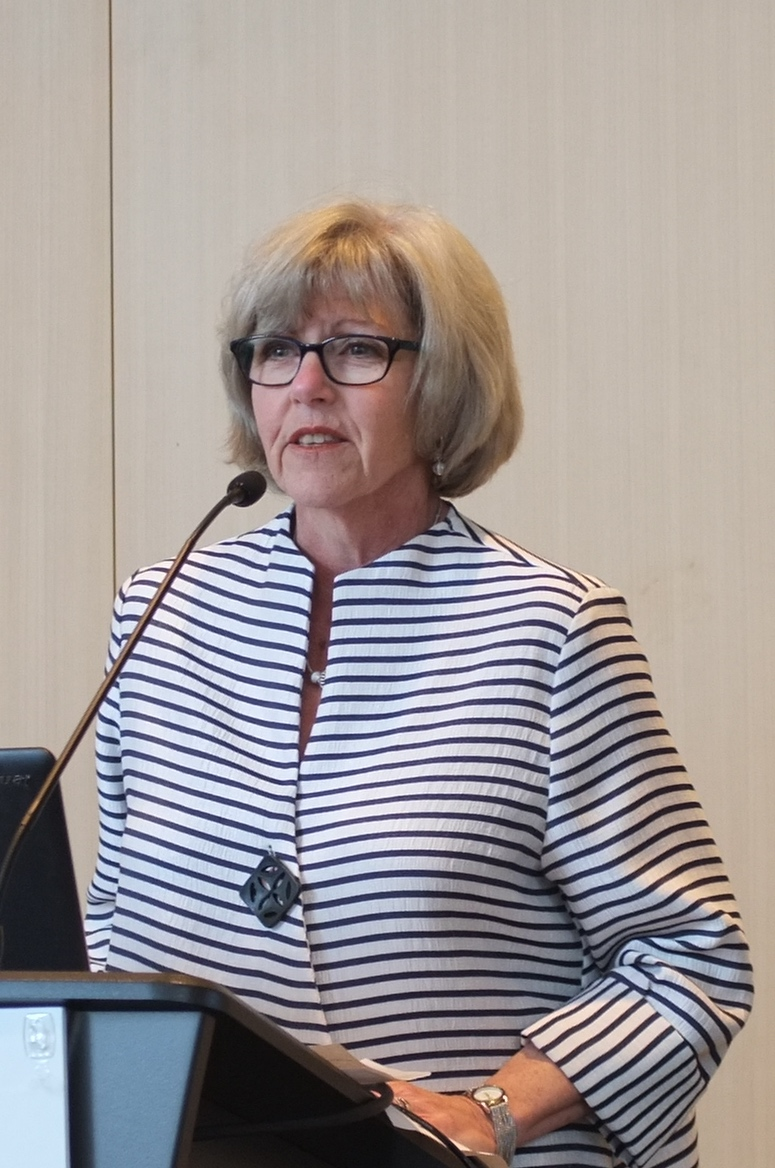 Elaine Orrbine, PCC Executive Director