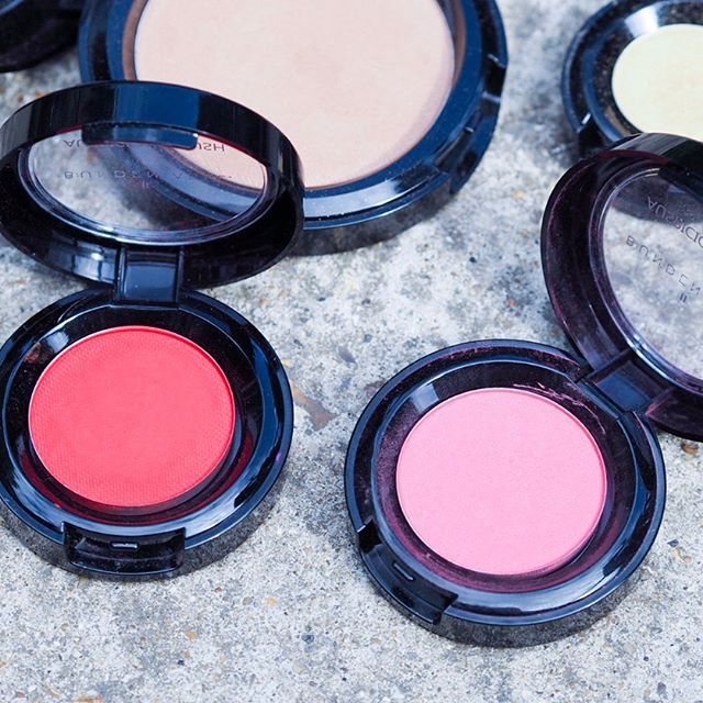 What one thing do you think makes the biggest difference to your #makeup look? We think you can't beat a pop of cheek colour, and we love the shades in our Auspicious Blush collection 💕