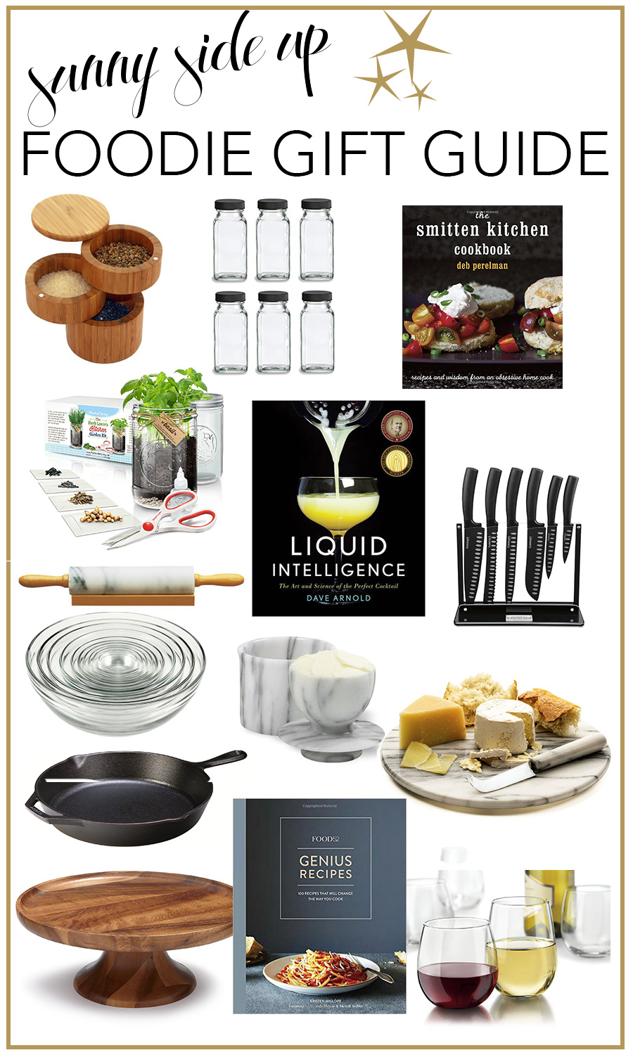 gift guide for the foodies in your life
