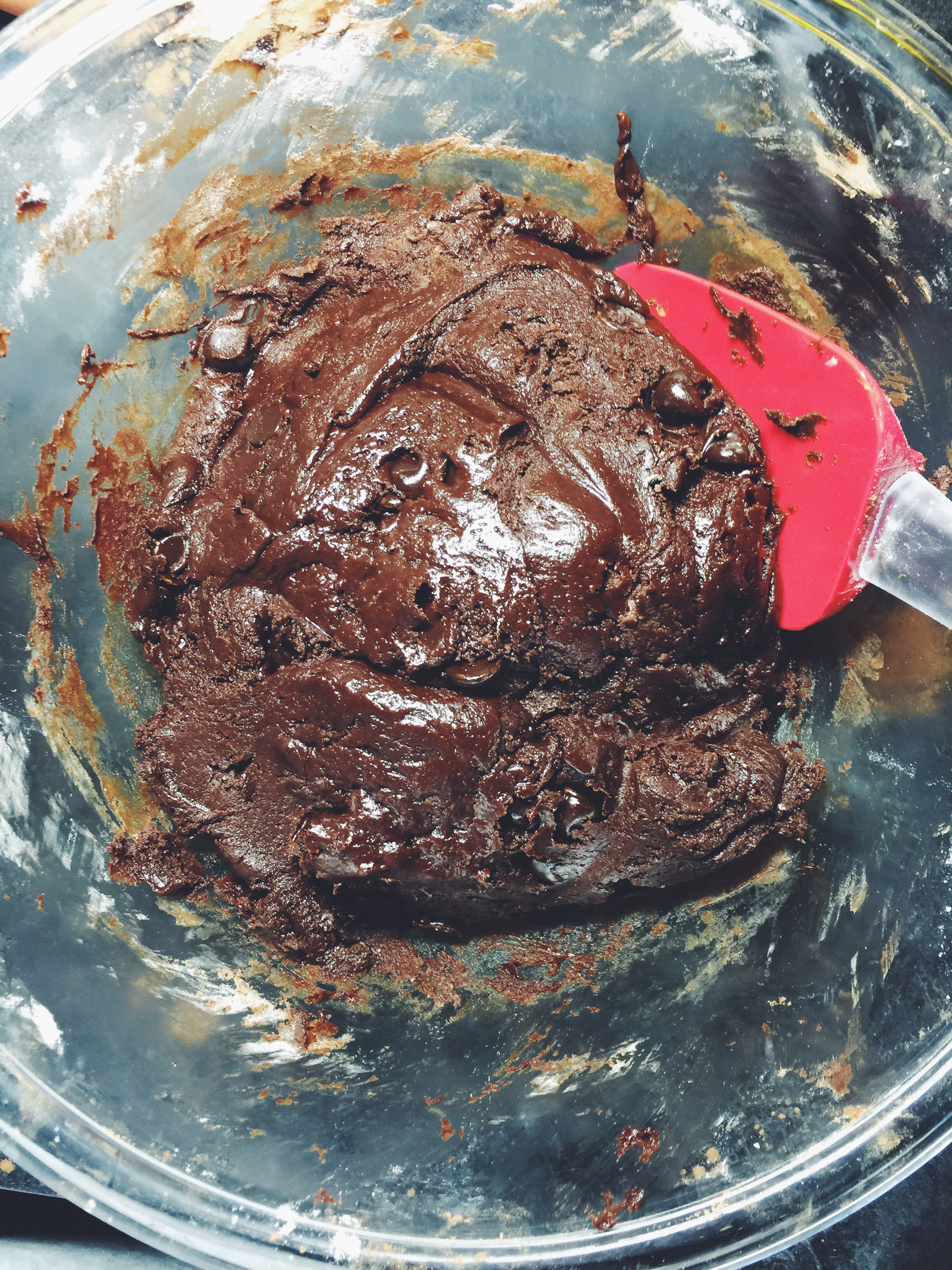 brownie cookie dough