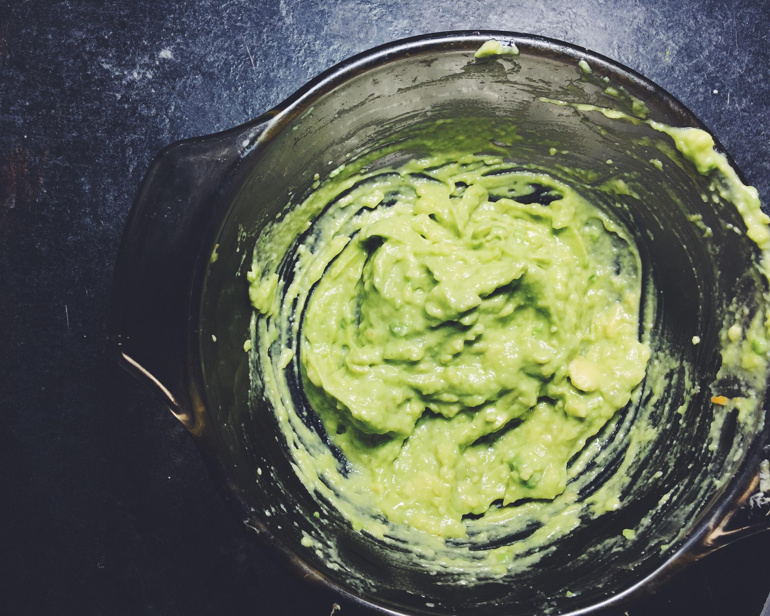 avocado cream