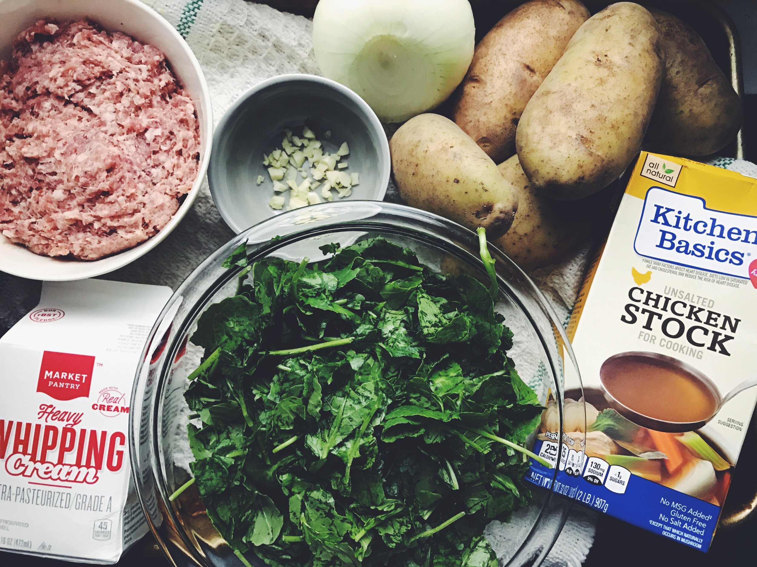 zuppa toscana ingredients