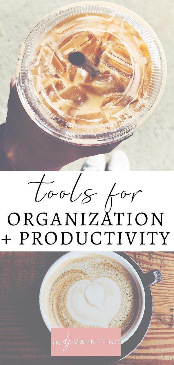 productivity tools 2019 organization tools creative entrepreneur apps