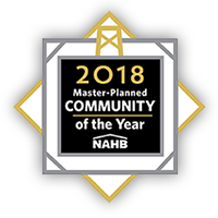 Broussard Associates received 2018 GOLD Award honors for Master Planned Community Of The Year/Landscape Design.  Riverstone Development, LLC – Madera, CA