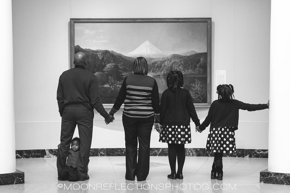 Family Portraits On-location at    UMMA: University of Michigan Museum of Art