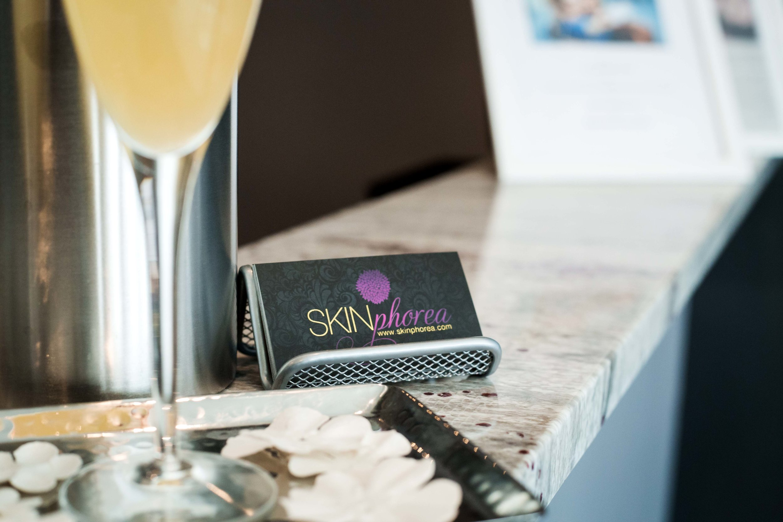 Skinphorea - Royal Oak - Michigan - Business Branding Photography - Moon Reflections Photography
