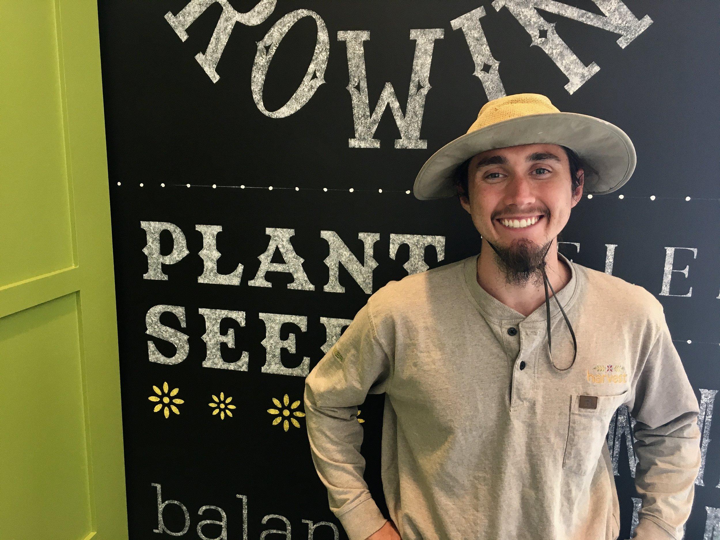Farmer Ross DeOtte