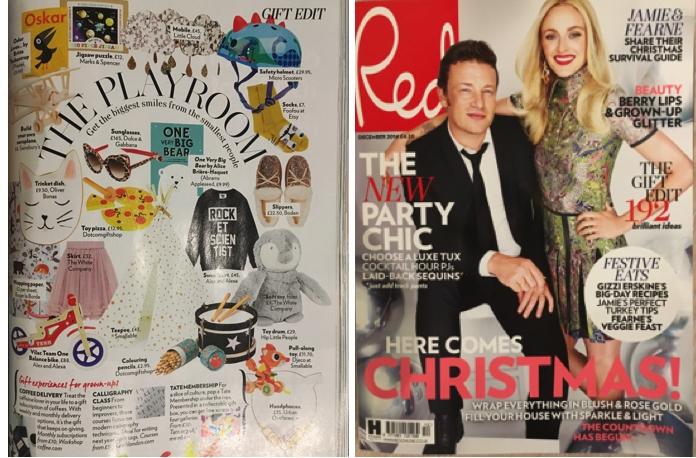Red Magazine ft. Djeco Dec16