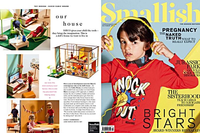 Smallish wins design awards.jpg