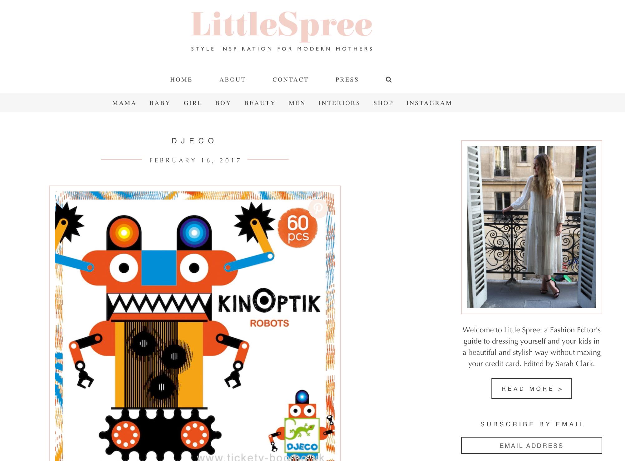 Little Spree ft. Djeco