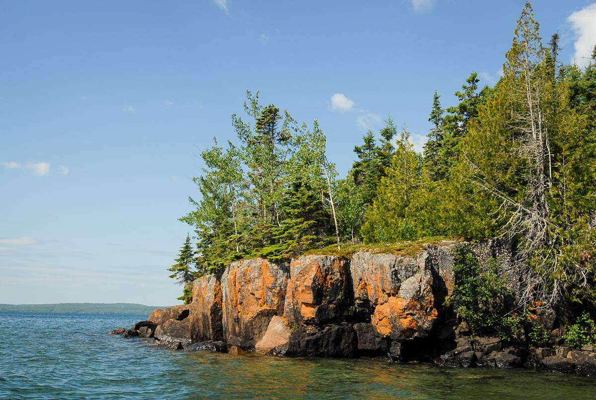 Boreal Forest - Powder Islands, ON (Photo by Alan Auld)