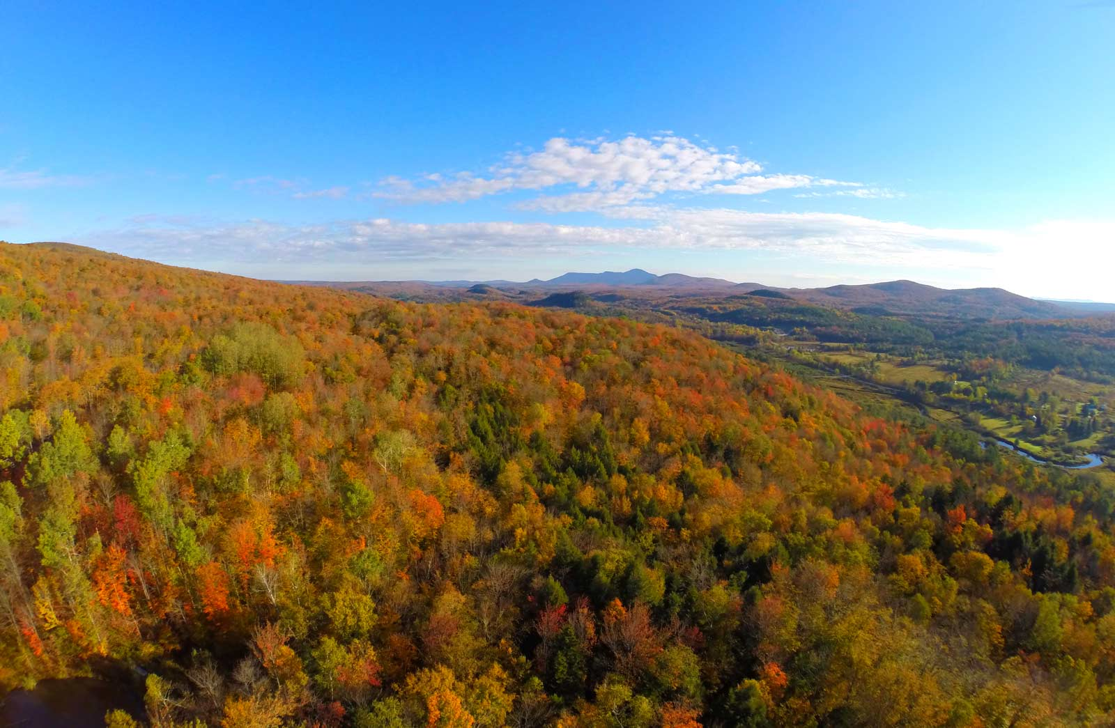 Green Mountains Mont-Foster (Photo by Mike Dembeck)
