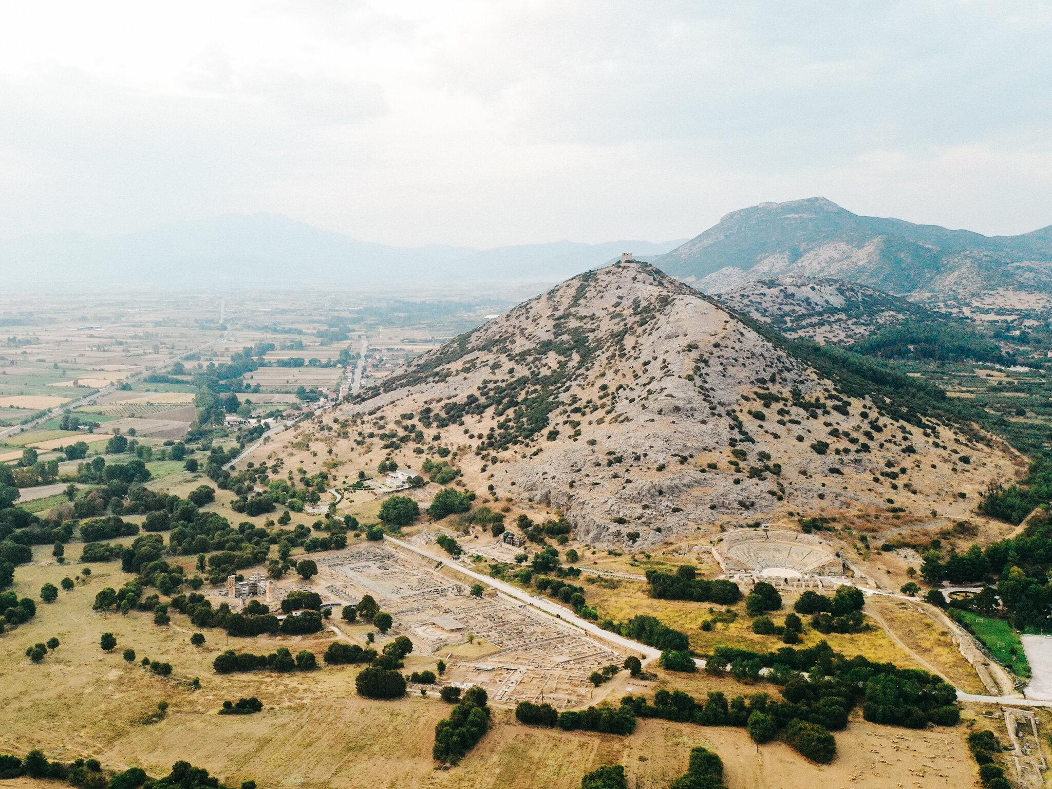 Ancient city of Philippi