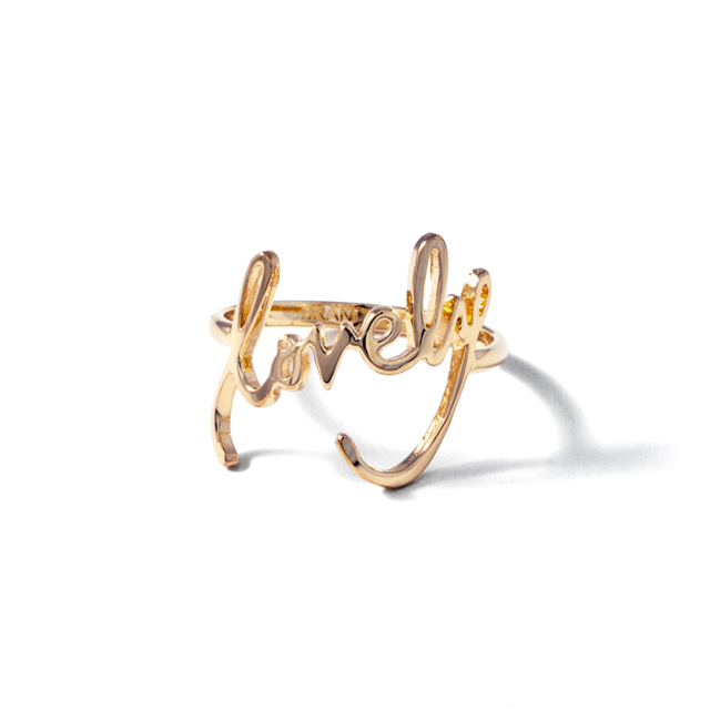 Brandy Pham Lovely Ring