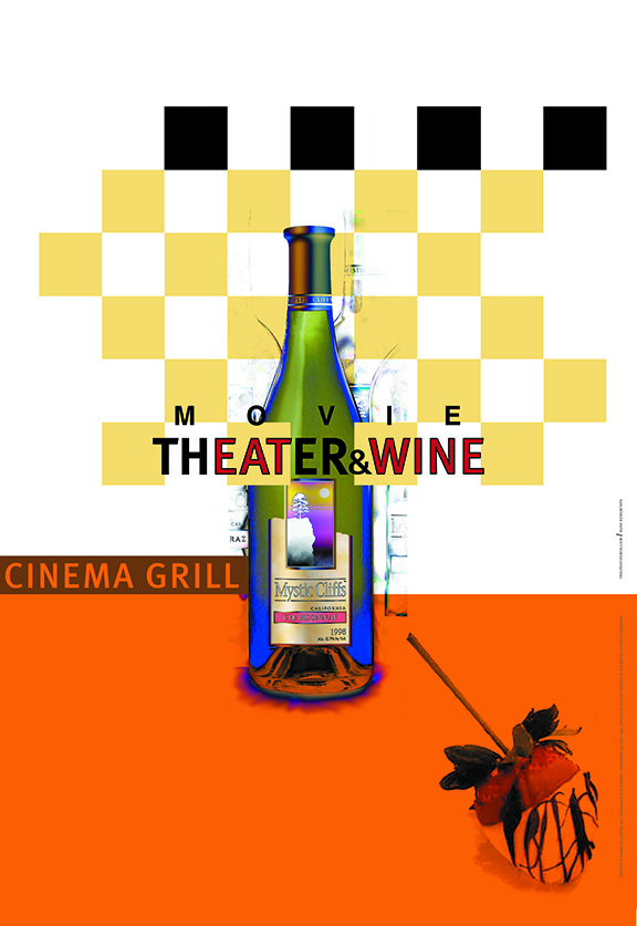 Cinema Grill Poster