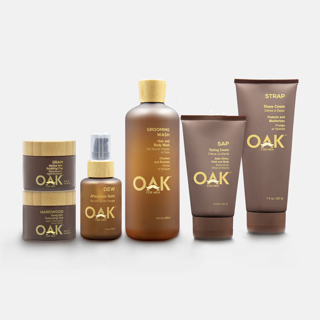 OAK For Men_Grooming Products For Men.