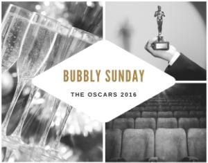 Oscars Invitation for 2016