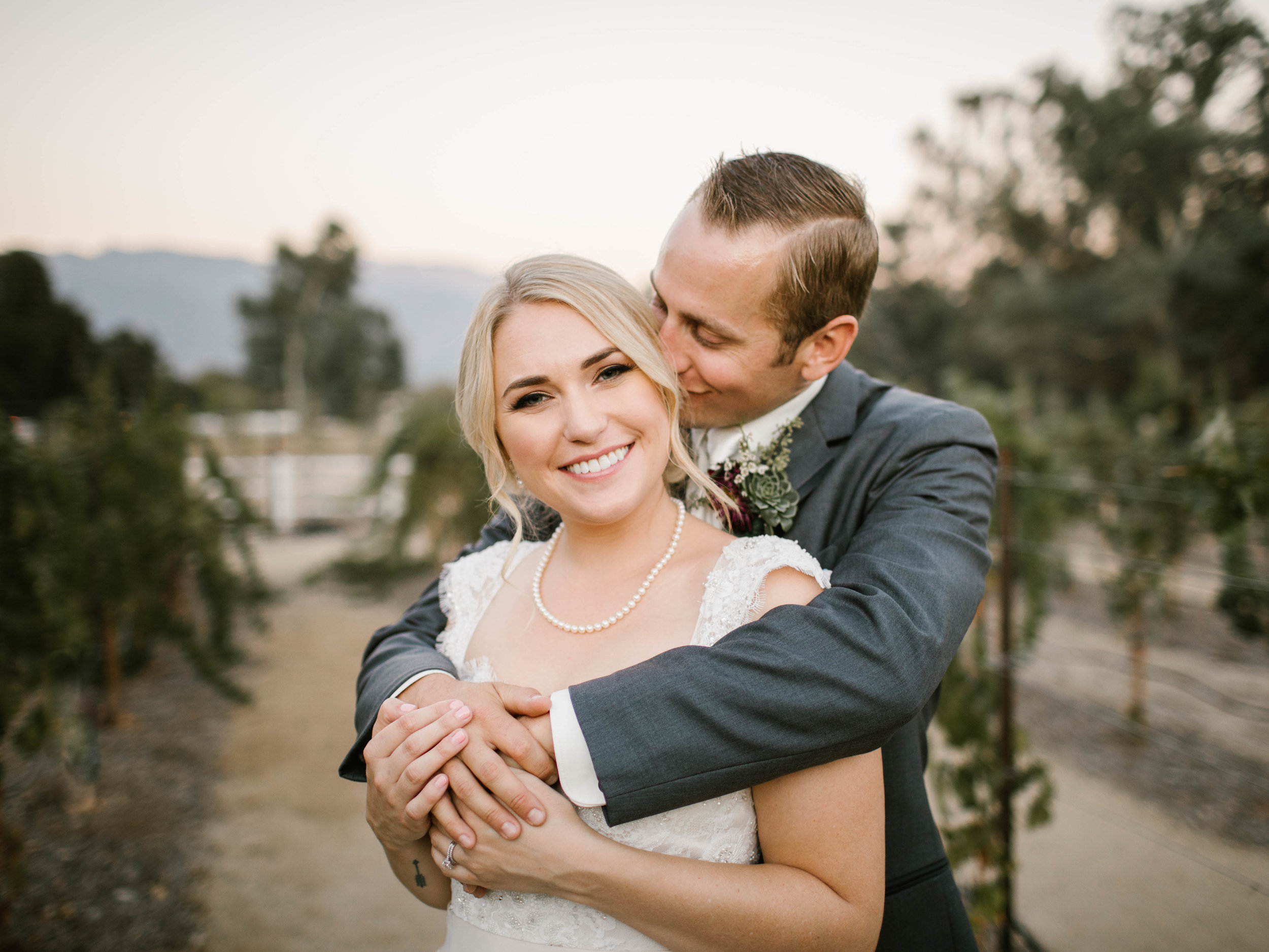 Topa Mountain Winery Wedding