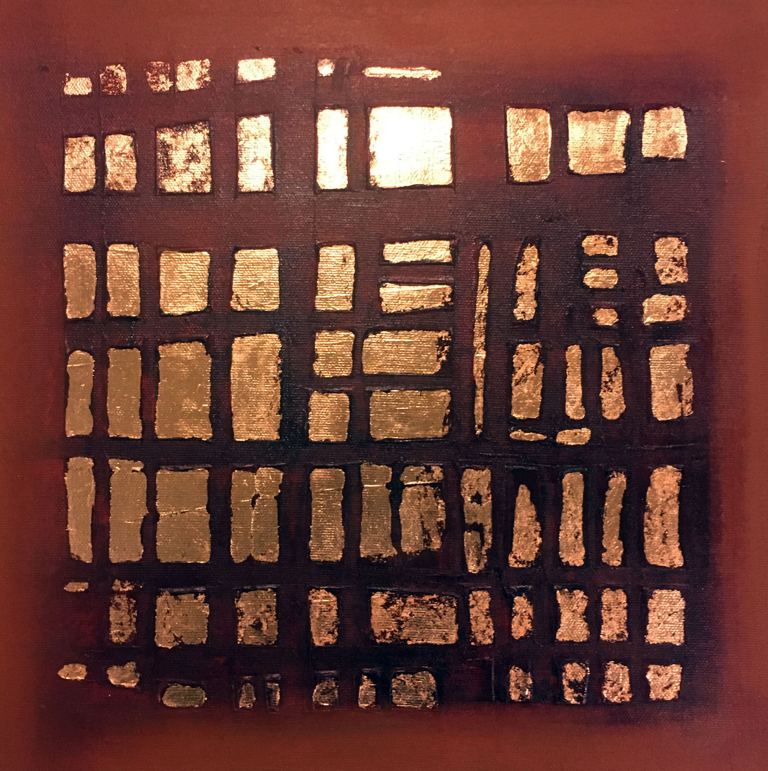 Copper Grid 10 x 10 (SOLD)