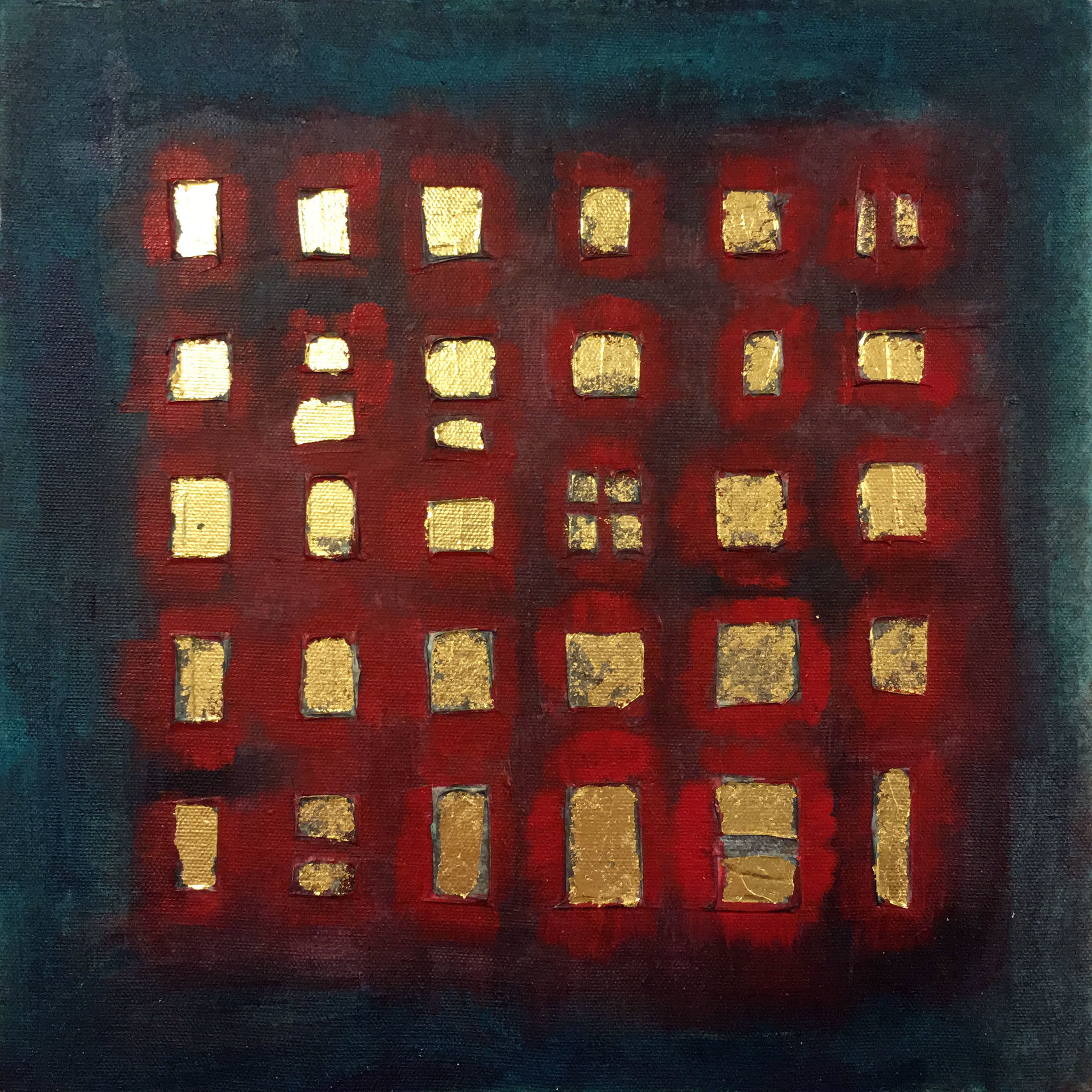 Mixed Grid 12 x 12 (SOLD)